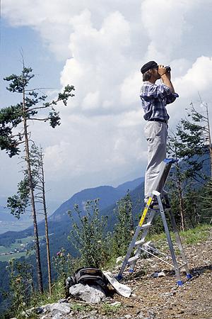 Hochzirl, 17.8.1993 by Sammlung Gesellschaft für ökologische Forschung / Sylvia Hamberger.